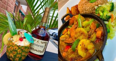 This Caribbean Restaurant In Maryland Gives Island Vibes With Their Food & Drinks!