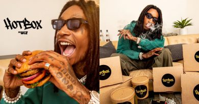 Wiz Khalifa's New Munchies Inspired Delivery-Only Restaurant in Houston!